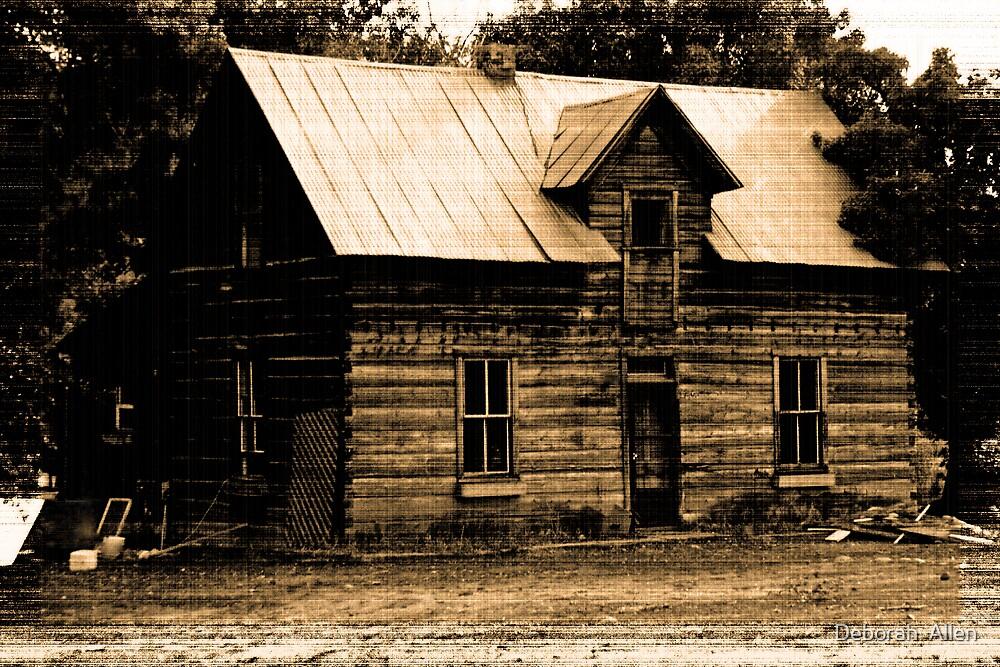 Old Homestead by Deborah  Allen