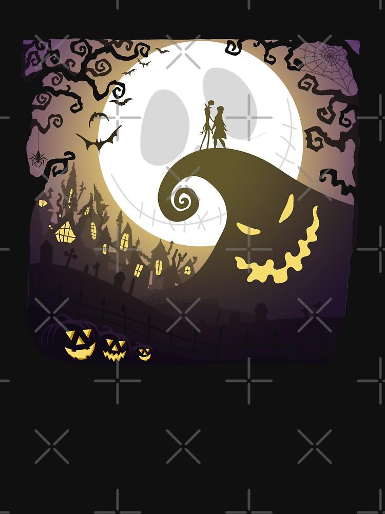 Nightmare before Halloween by Lanfa