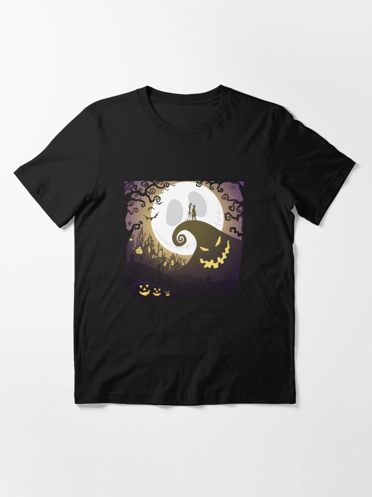 Alternate view of Nightmare before Halloween Essential T-Shirt