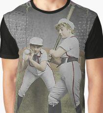 Victorian Womens Baseball Graphic T-Shirt