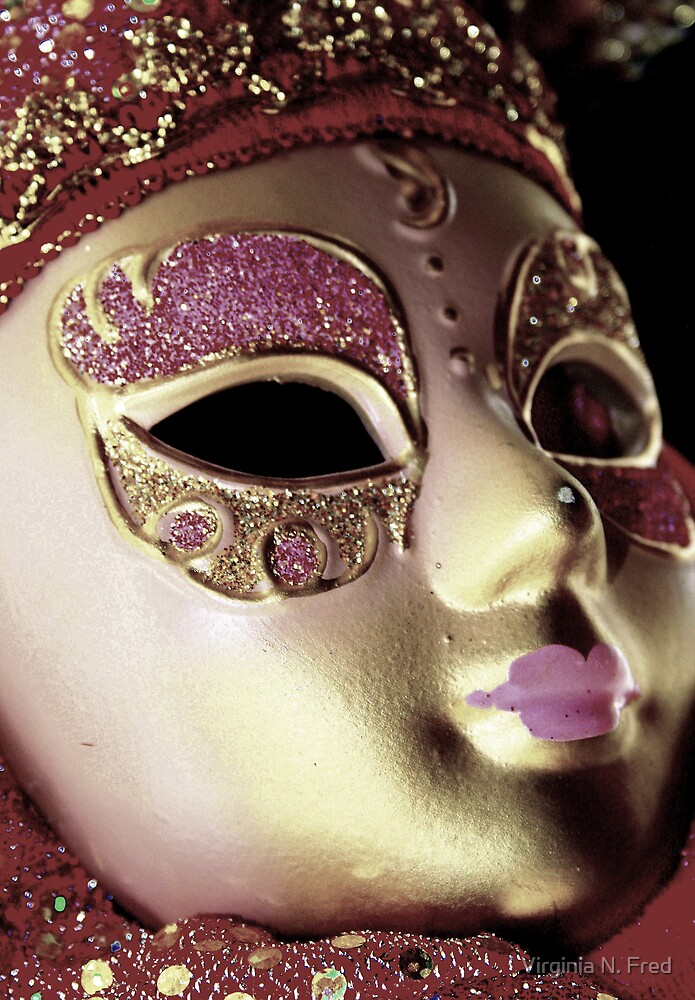 Mask 4 by Virginia N. Fred