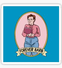 FOREVER BARB Sticker