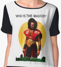 the master sho nuff Chiffon Top