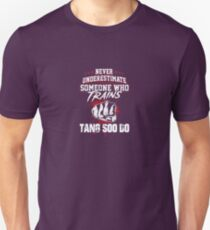 Never underestimate someone T-Shirt