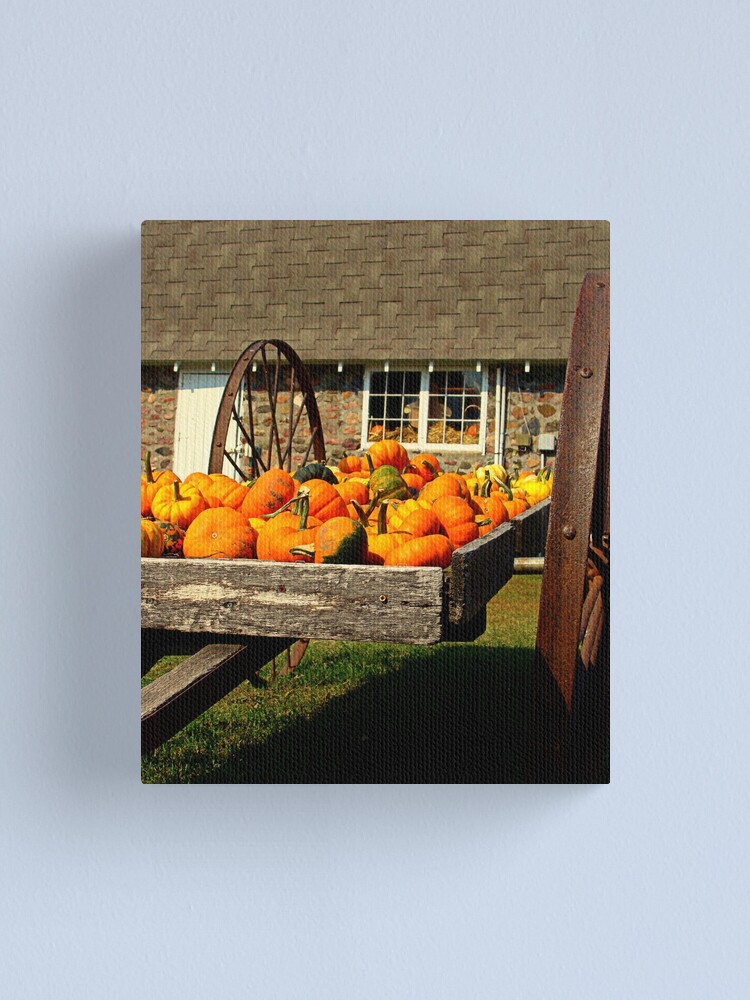 Alternate view of Best Harvest Canvas Print