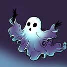 Adorable Ghost by Lillian Ripley