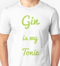 Gin and Tonic  Unisex T-Shirt