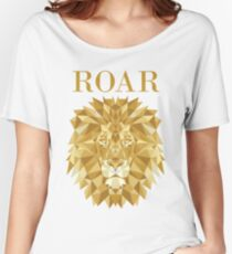 Roar Katy Perry Women's Relaxed Fit T-Shirt