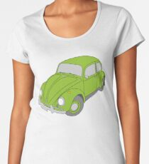 VW Beetle Women's Premium T-Shirt