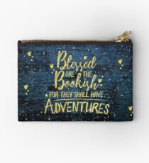 Blessed Bookish Studio Pouch