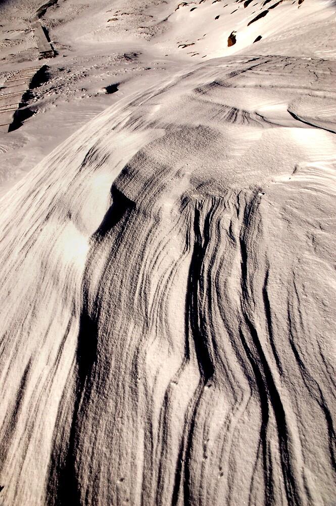 Frozen Wind by Benn Hartung