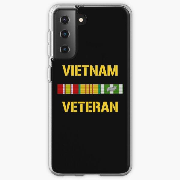 Vietnam Veteran Ribbon Bar Samsung Galaxy Soft Case