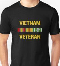 Vietnam-Veteranen-Band-Bar Unisex T-Shirt