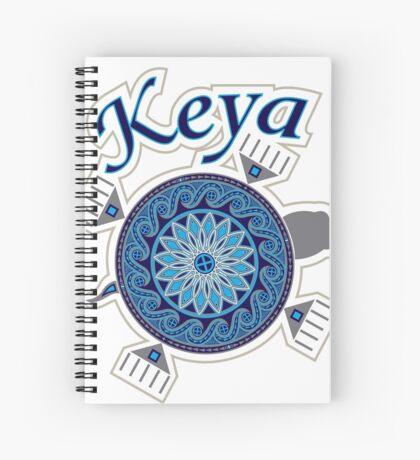Turtle Keya Spiral Notebook