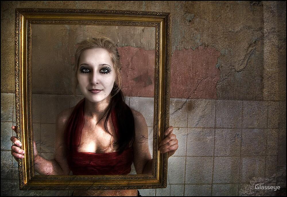 Framed by Glasseye