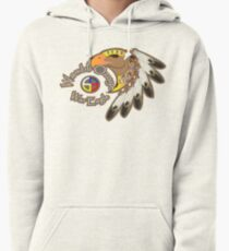 War Eagle (Wambli Ozuye) Pullover Hoodie