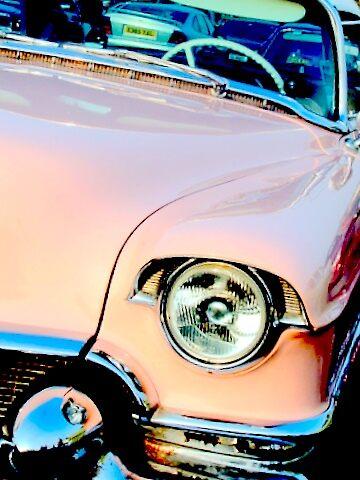 pink caddie by Lez  Hannibal