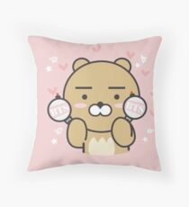 BTS x Ryan! 2 Throw Pillow