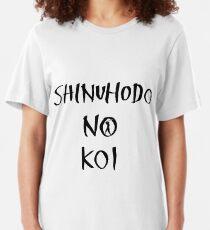 A Love Worth Dying For - Shinuhodo no koi Slim Fit T-Shirt