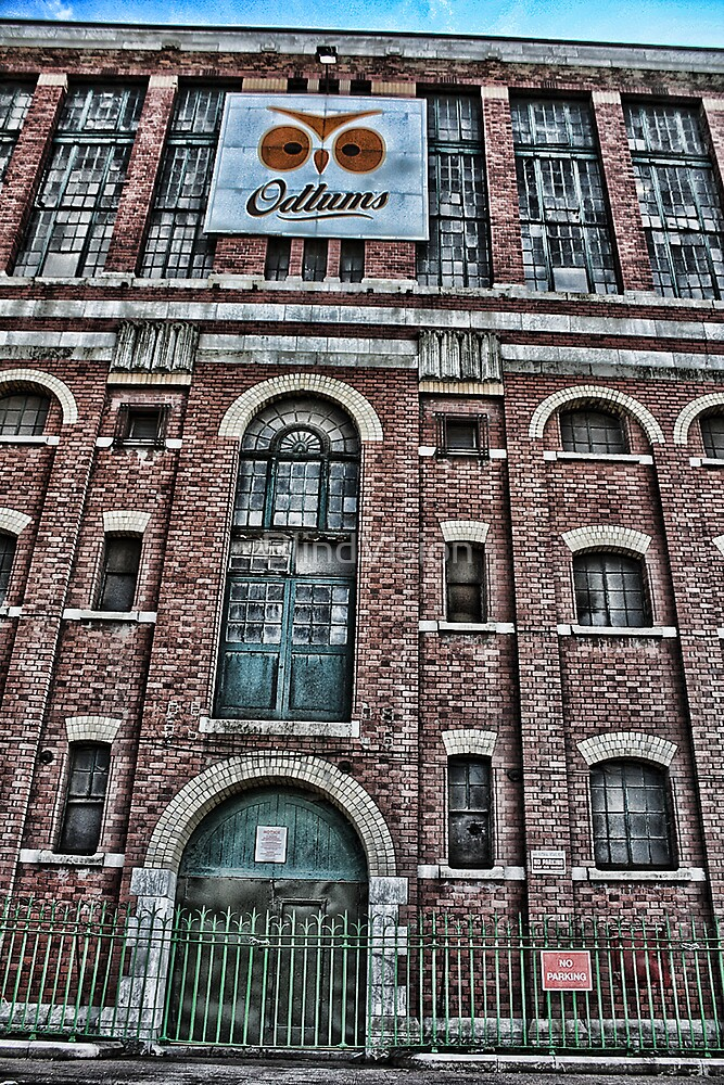 Odlums Factory by BlindVision