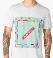 Monopoly Board Men's Premium T-Shirt