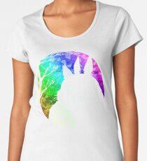 My Mystical Neighbor  Women's Premium T-Shirt