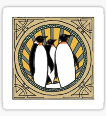 Epic Penguins Sticker
