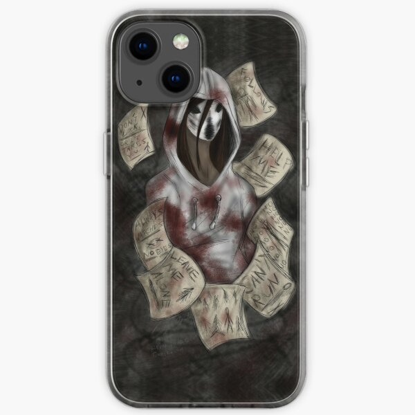 Kate the Chaser iPhone Soft Case