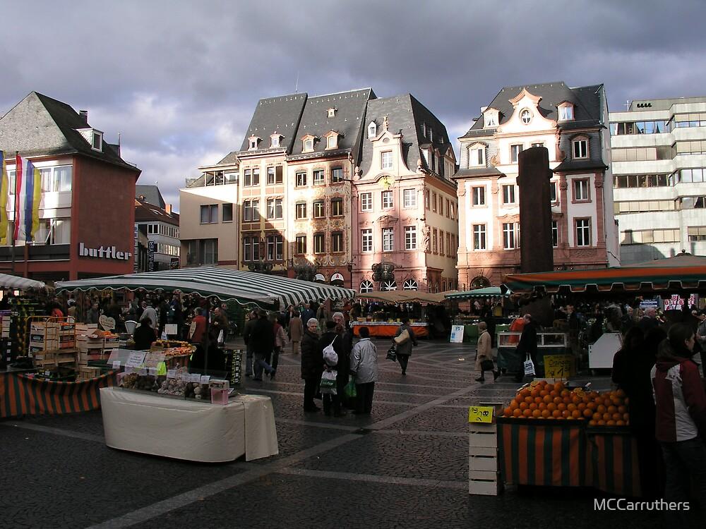Mainzer Marktplatz by MCCarruthers