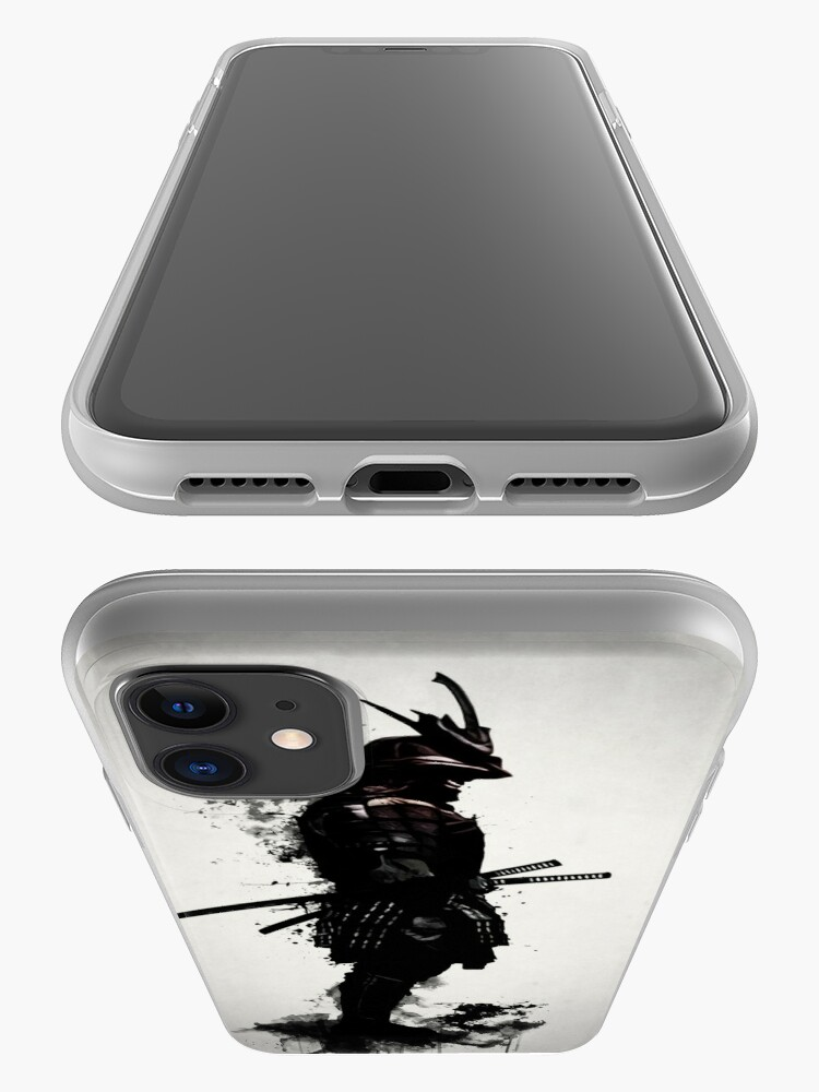 Alternate view of Armored Samurai iPhone Case & Cover