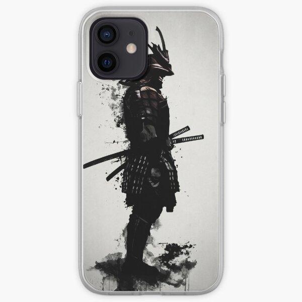 Samurai blindado Funda blanda para iPhone