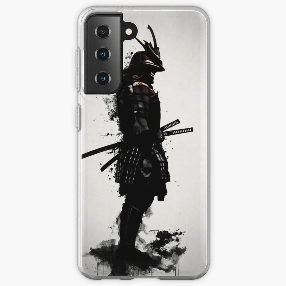 Armored Samurai Samsung Galaxy Phone Case