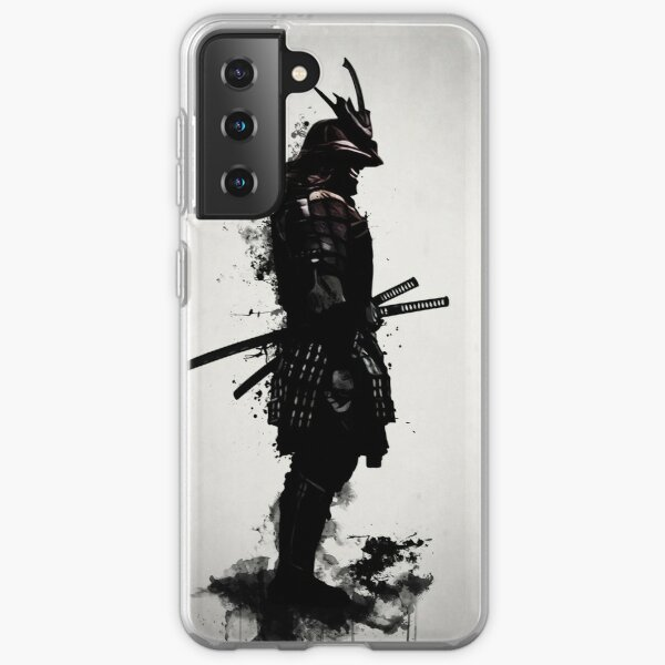 Armored Samurai Samsung Galaxy Soft Case