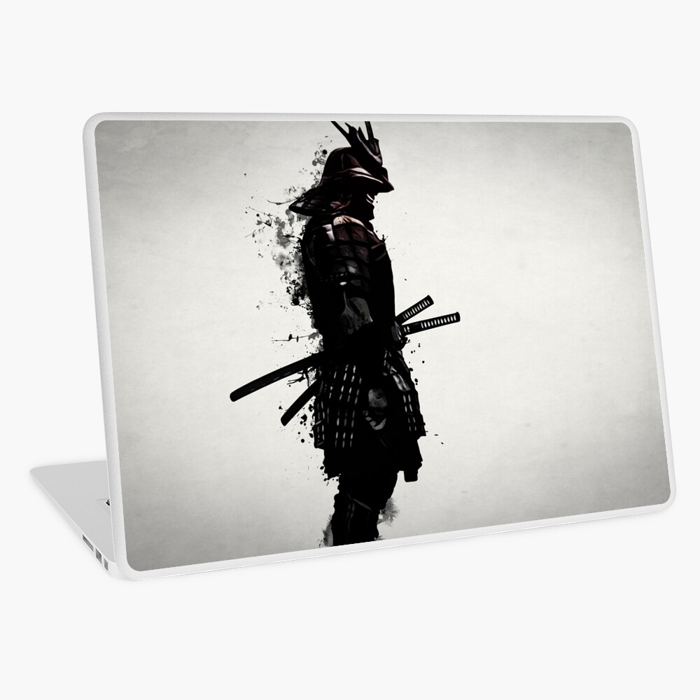 Armored Samurai Laptop Skin