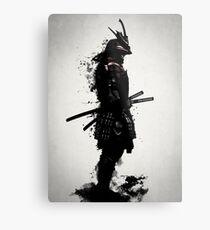 Samurai blindé Impression métallique