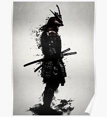 Gepanzerter Samurai Poster