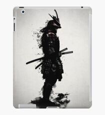 Gepanzerter Samurai iPad-Hülle & Klebefolie