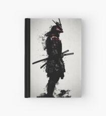 Armored Samurai Hardcover Journal