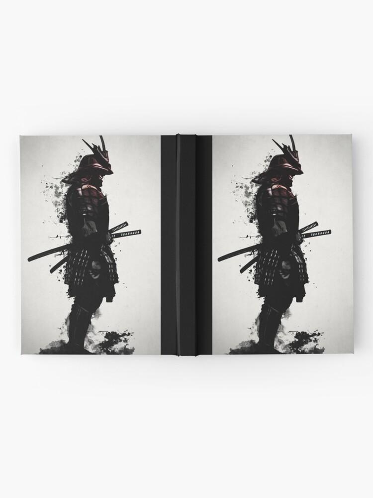 Alternate view of Armored Samurai Hardcover Journal