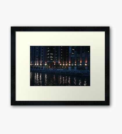 LIGHT THE WAY WITH STARS Framed Print