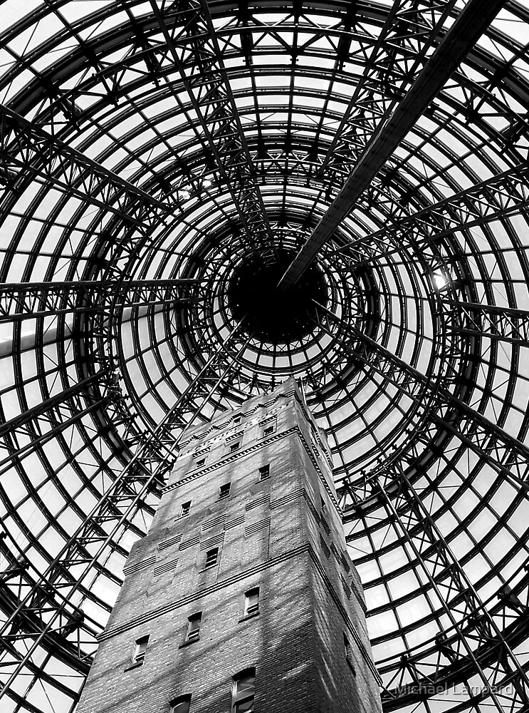 Melbourne Central by Michael Lampard