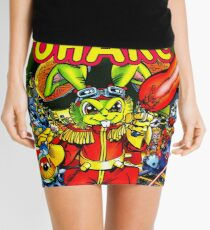 Bucky O'Hare Mini Skirt