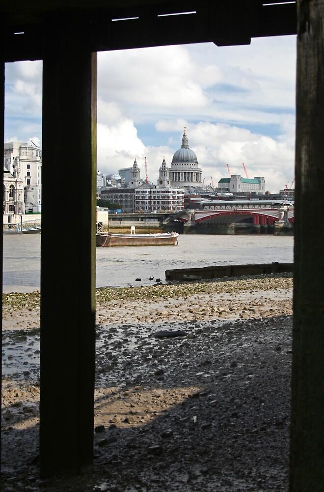 Under the Wharf by Karen Millard
