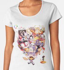 Undertale Women's Premium T-Shirt