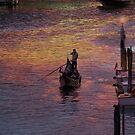 Gondola Ride  by Nigel Donald