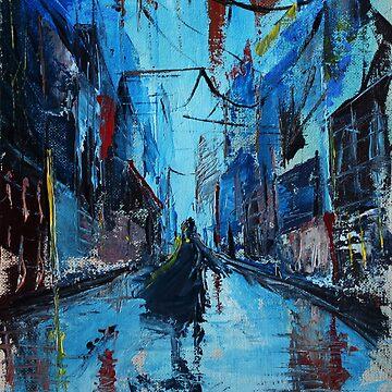 On The Street by BigAlien