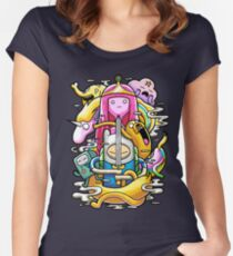 Aventure Women's Fitted Scoop T-Shirt