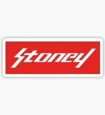 Stoney Supreme Sticker