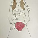 Wedding Dress No 7 by CreativeEm