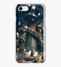 Elven realm iPhone Case/Skin